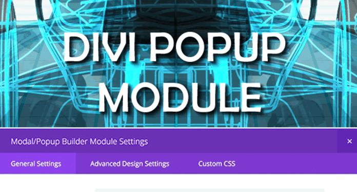 Ressources divi divi community - Divi popup module ...
