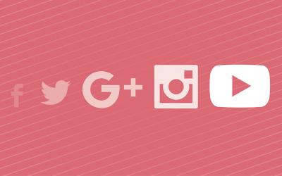 Ajoutez de nouveaux icones de réseaux sociaux à Divi