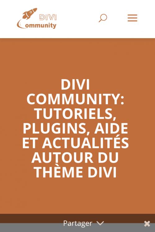 Monarch traduit divi community