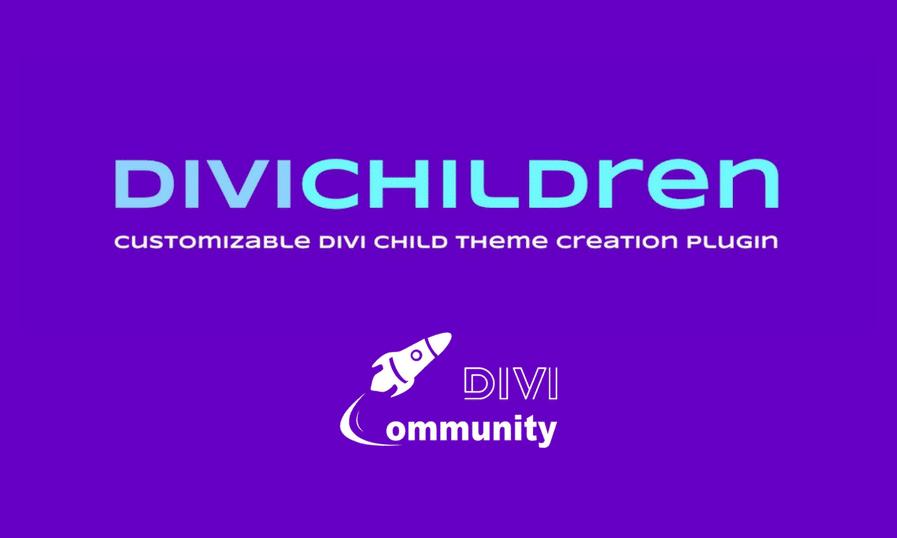 Divi Children: le Roi du thème enfant pour Divi