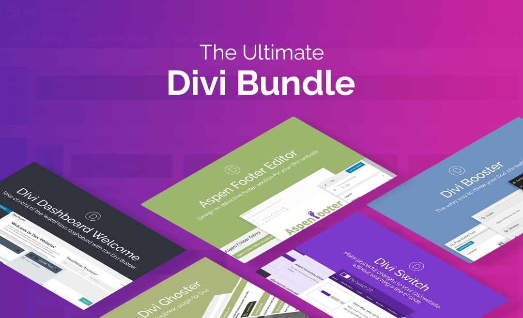 divi space bundle ultimate