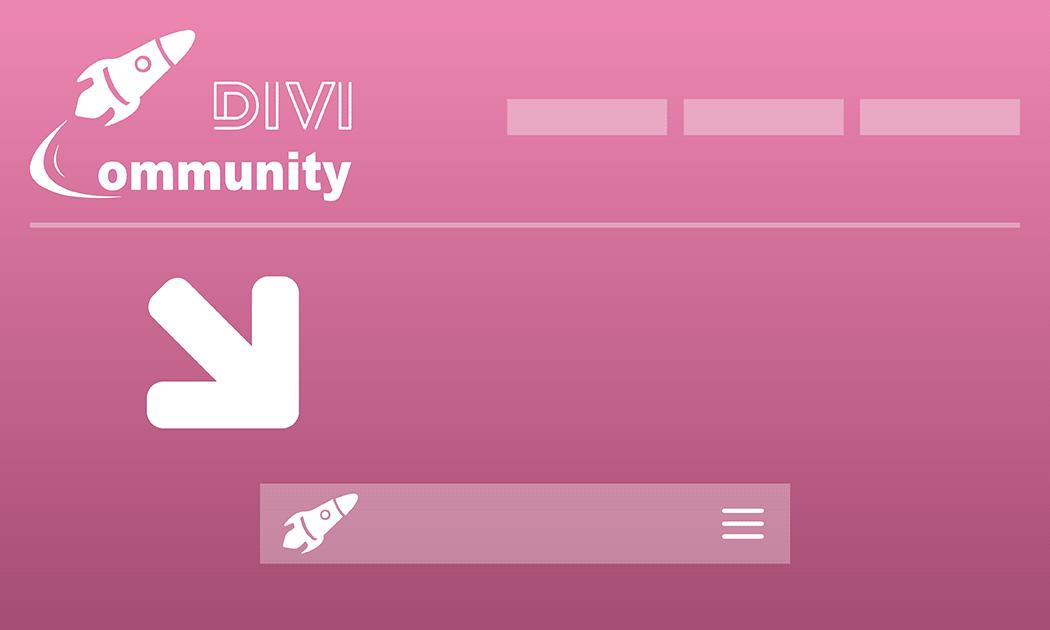 Affichez un logo différent sur la version mobile de votre site Divi