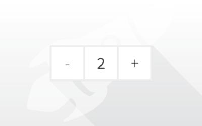 Modifier le style du sélecteur de quantité de WooCommerce dans Divi
