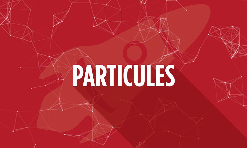 Créer un fond de particules animées dans Divi