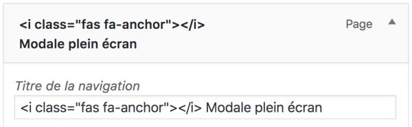 icone menu admin