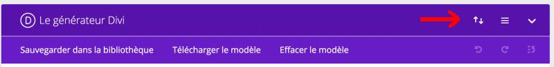 enregistrer exporter layout
