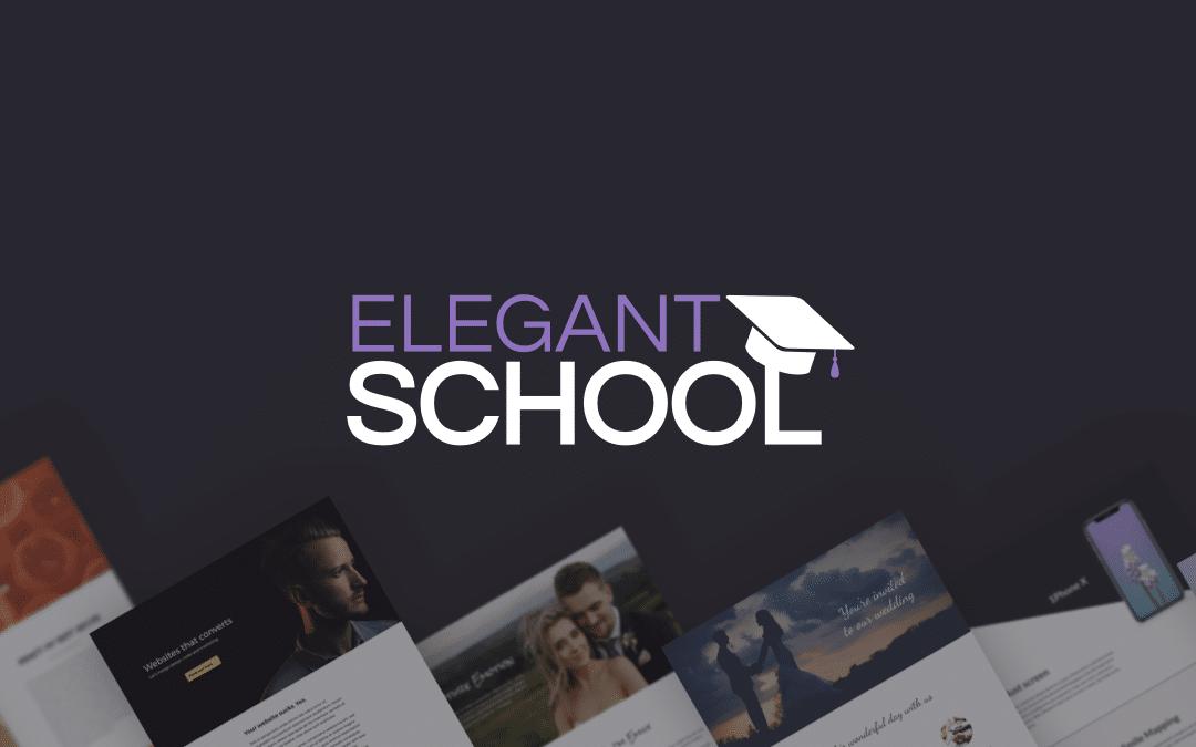 Formation Divi: que propose ElegantSchool