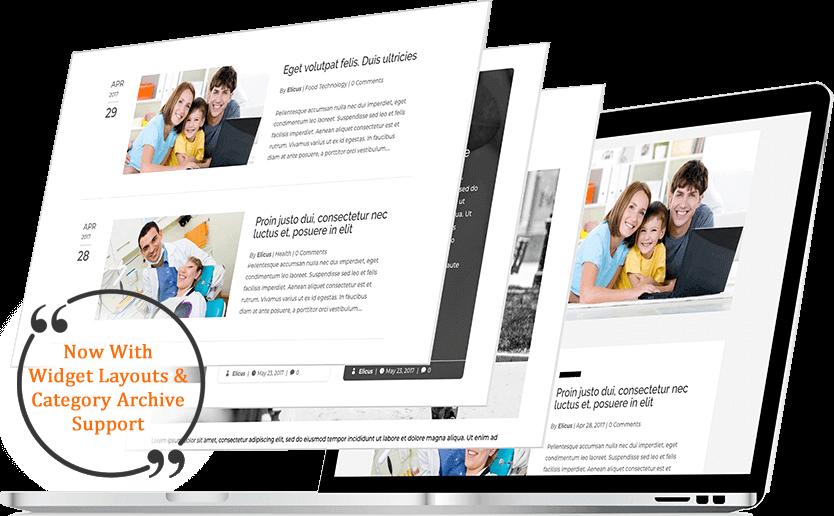 Le plugin Divi Blog Extras