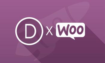 Présentation du WooCommerce Builder de Divi