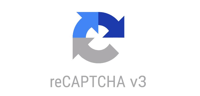 Le logo de Google reCaptcha v3