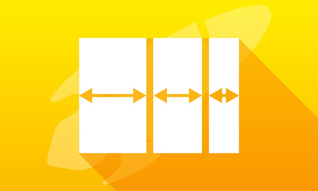 Comment personnaliser la largeur des colonnes dans Divi