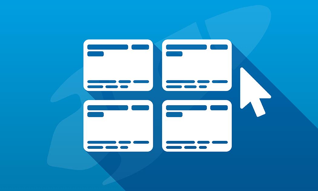 Créez une page de blog personnalisée avec des effets au survol dans Divi