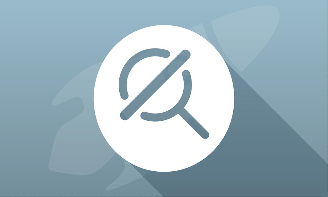 Personnalisez le texte aucun résultat du module blog de Divi
