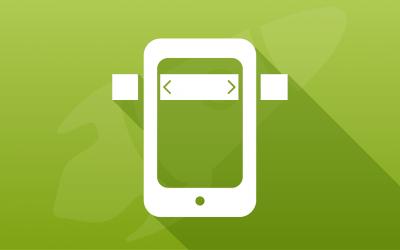 Créer un menu horizontal scrollable sur mobile avec Divi